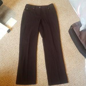 Size 4 Rafaella slacks